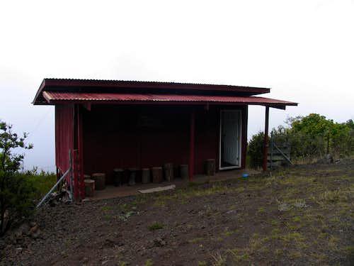 Sheep Station with Door Open