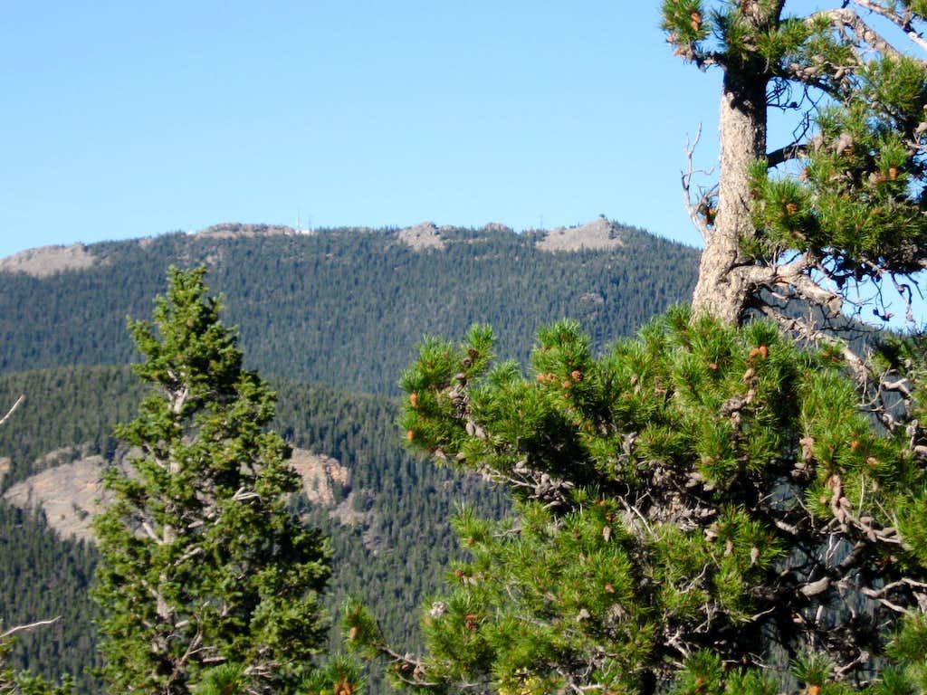 Squaw Mountain
