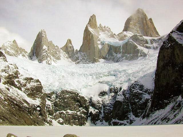 Cerro Poincenot and Monte...