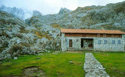 Refugio Vega Redonda