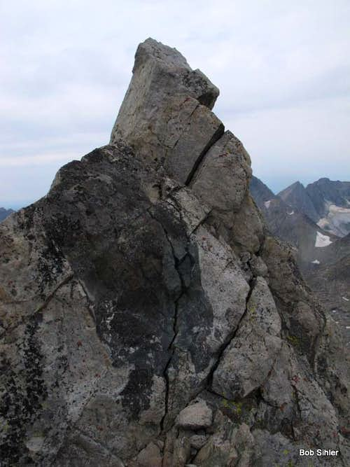 Summit Block on Highest Bobs Towers