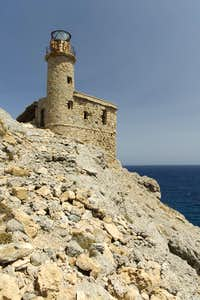 Agios Ioannis lighthouse