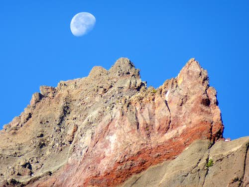 Moon over Point 9094...