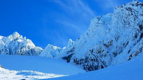 Upper Mount Hood South Side