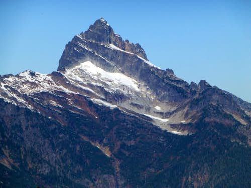 Sloan Peak from North Bowser Butte