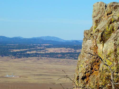 Sylvan Peak View from Parker Peak