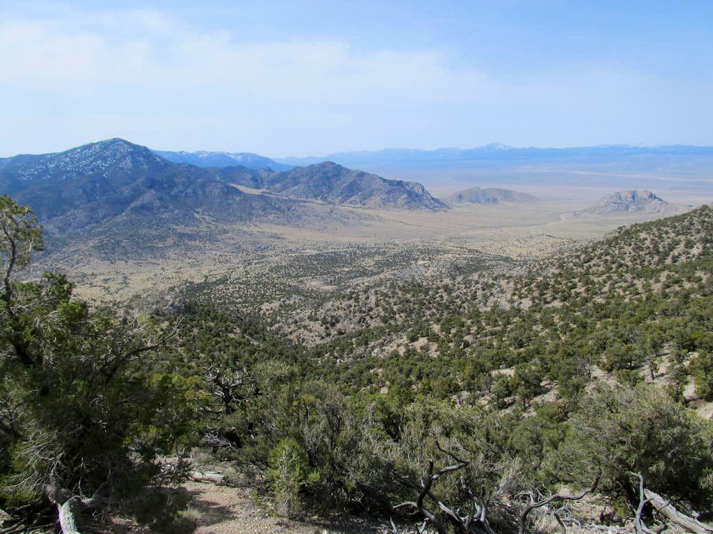 southern Wah Wahs & Indian Peak