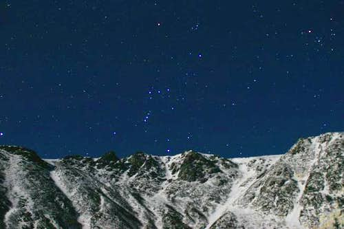 Orion from moonlt Tuckerman's...