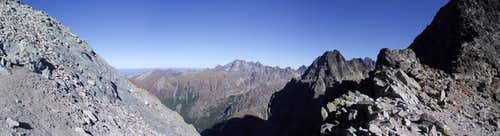 Subnival zone in Tatra Mountains