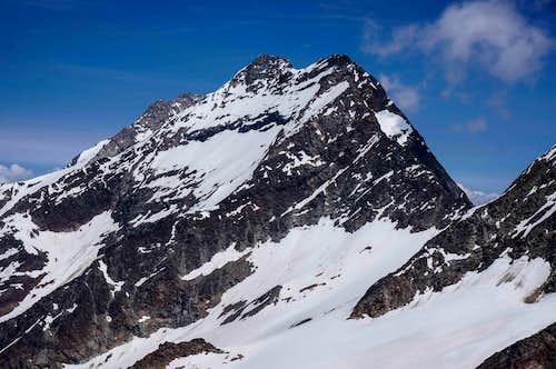 Lagginhorn's rocky west face 13156 ft / 4010 m