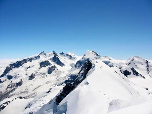The Monte Rosa Mountains from...