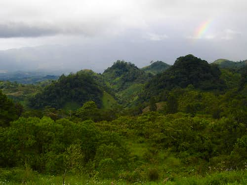 Lush Surroundings of Alta Verapaz