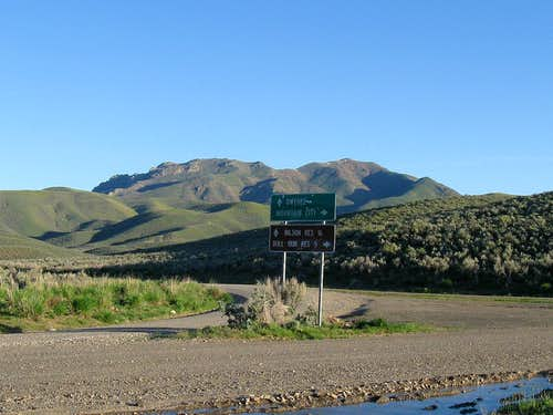 Wilson Peak (NV) Elko county
