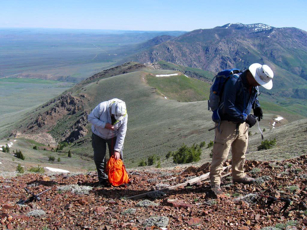 2013 in Nevada - Wilson Peak