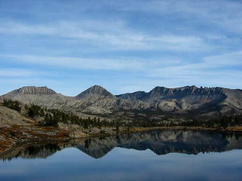 Donohue Peak (left) and Koip...