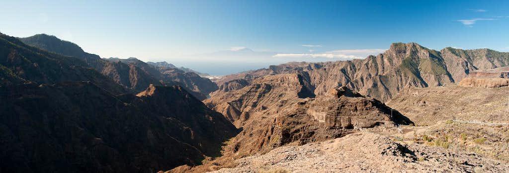 Teide and Altavista