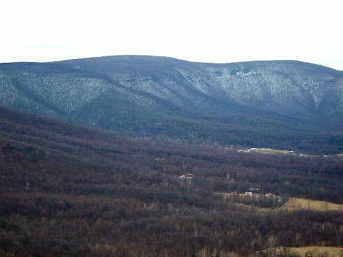 Mount Marshall (North & South Marshall)