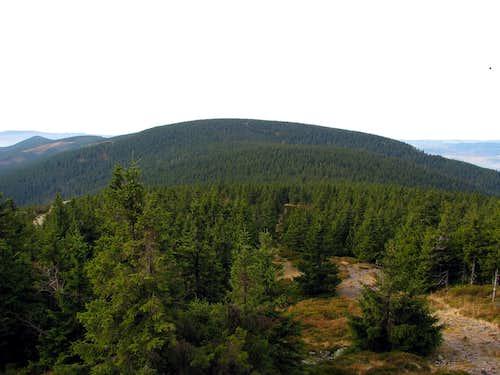 SW Ridge