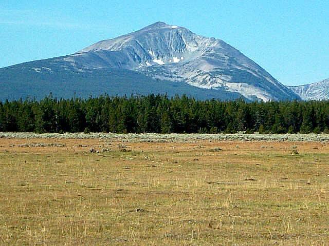 Hirschy Mountain