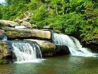 Ramsey Creek Falls