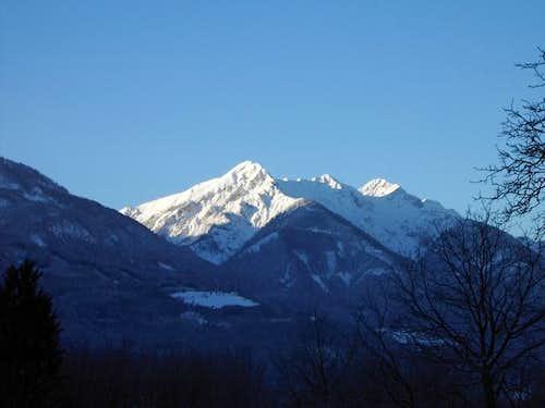 View toward Jauken Group from...