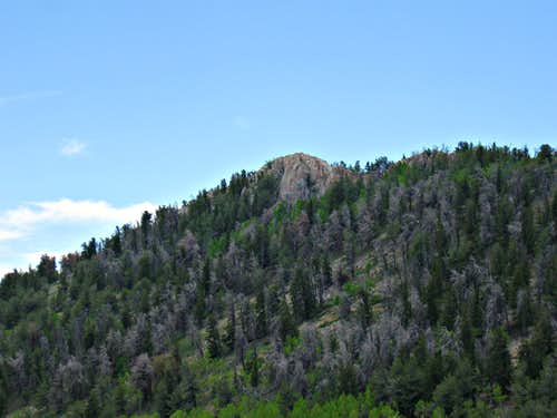 2013 in Nevada - Egan BM Peak