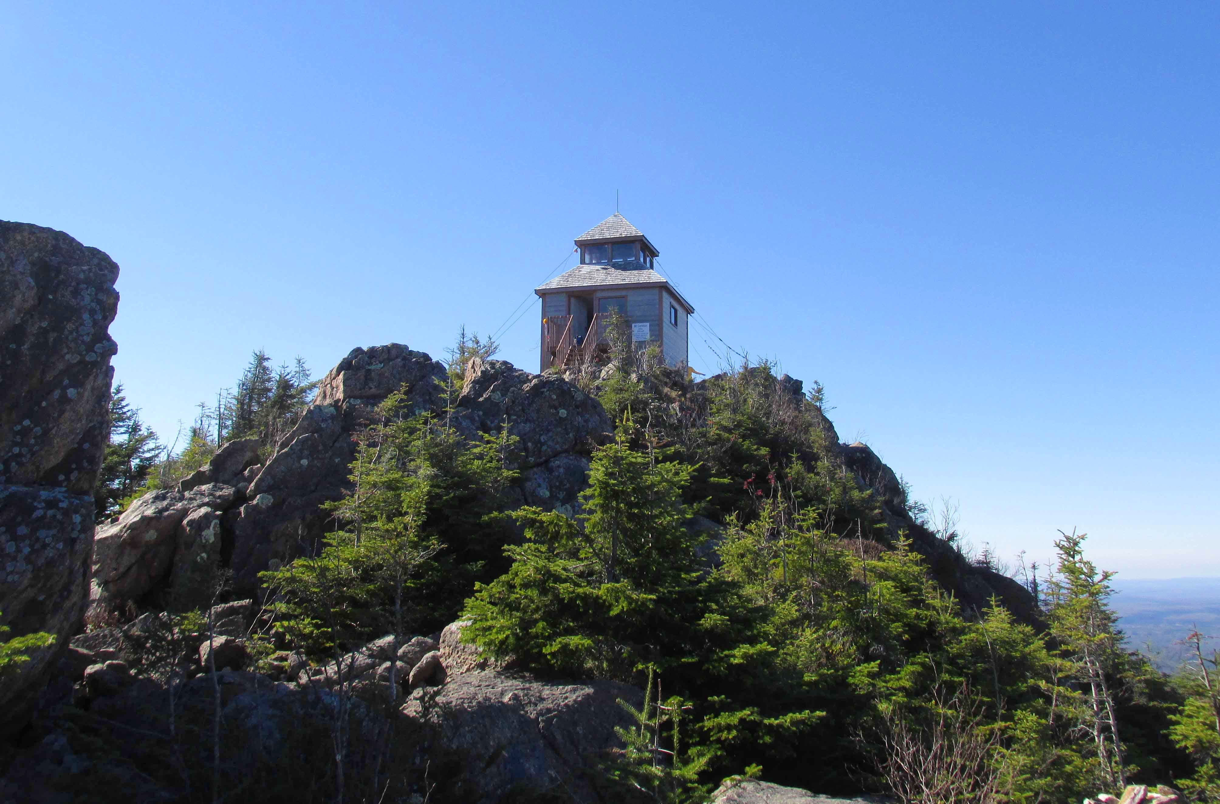Mount Carleton Traverse