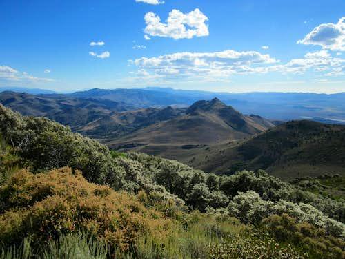 2013 in Nevada - Fagin Mountain