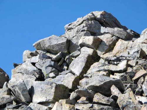Block on Summit Ridge