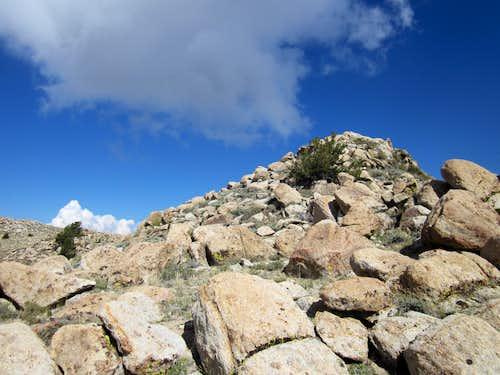 2013 in Nevada - Shoshone Peak