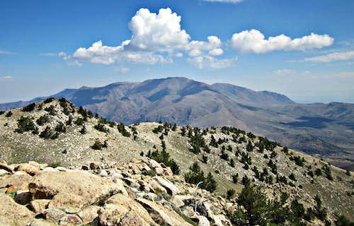 Shoshone  Peak