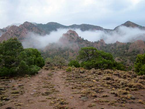 Reveille Peak (NV)