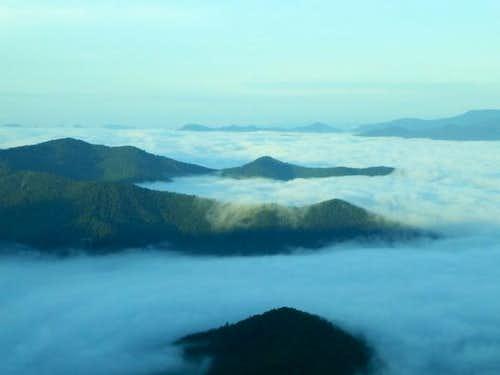 Whiterock Inversion Southwest