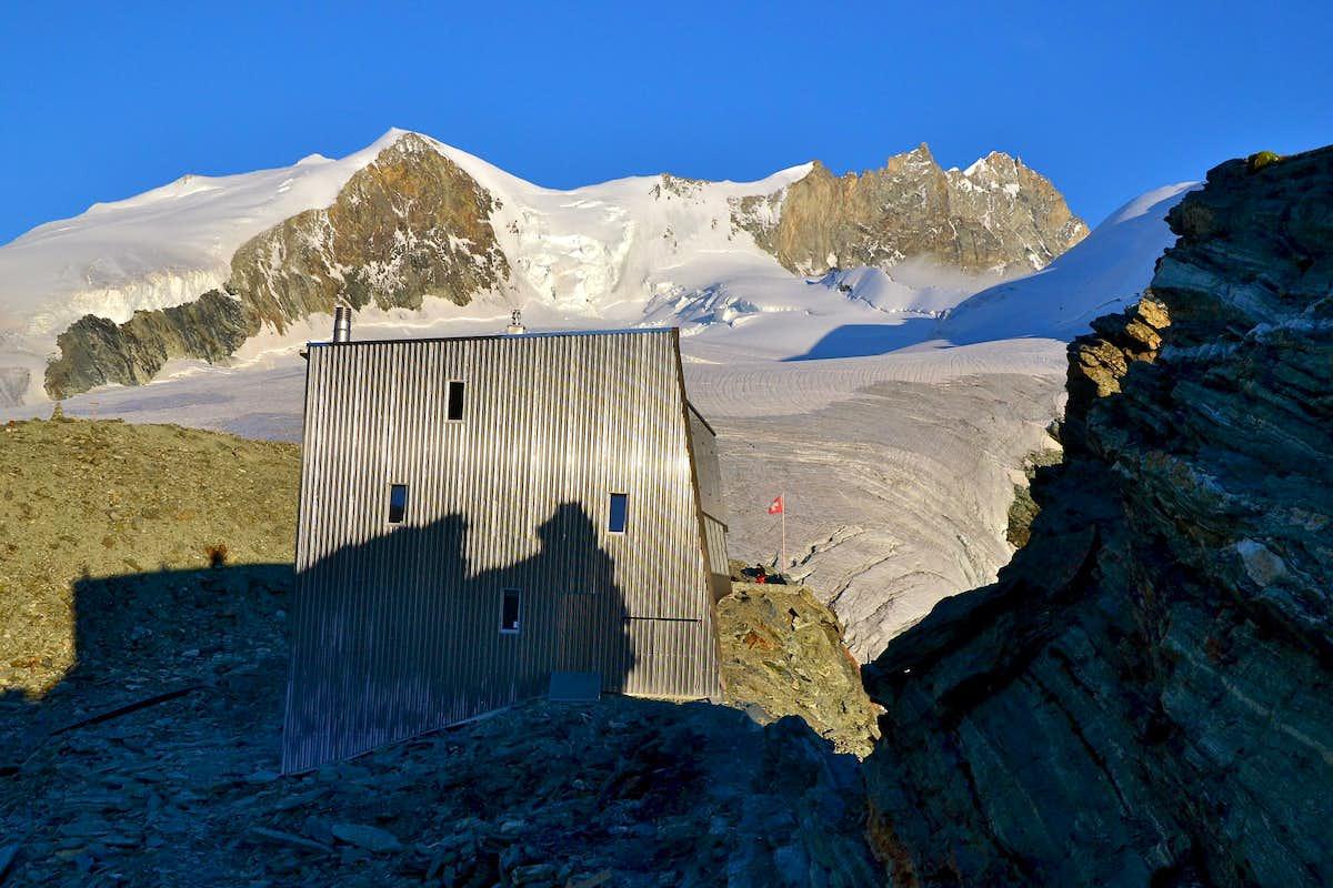 bishorn climbing hiking mountaineering summitpost. Black Bedroom Furniture Sets. Home Design Ideas