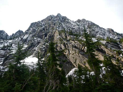 Vesper Peak attempt