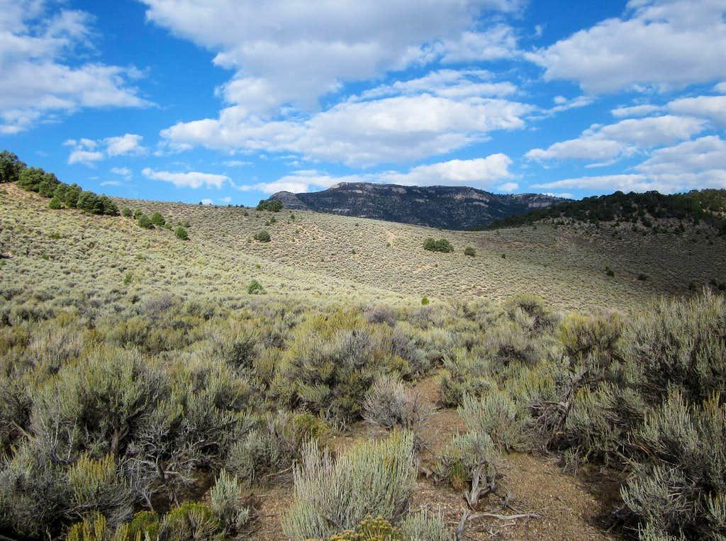Blue Eagle Mountain (NV)