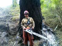 Rough Creek Fire
