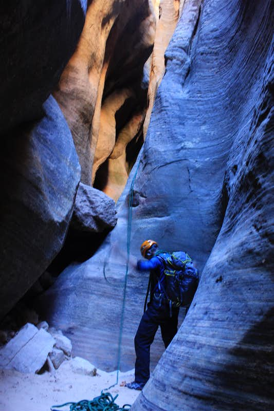 Mystery Canyon Zion