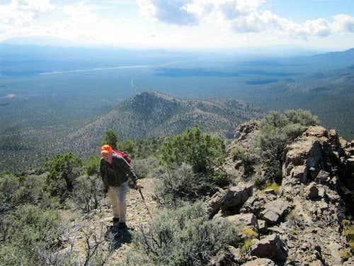 Silver BM Peak (NV)