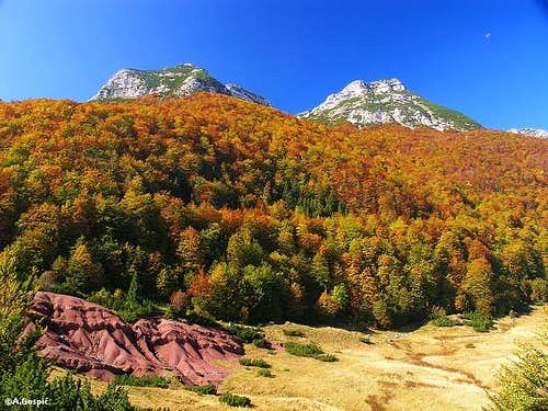 Velebit Autumn