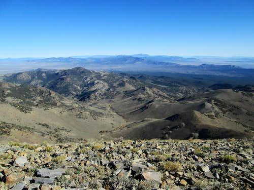 Nine Mile Mountain (NV)
