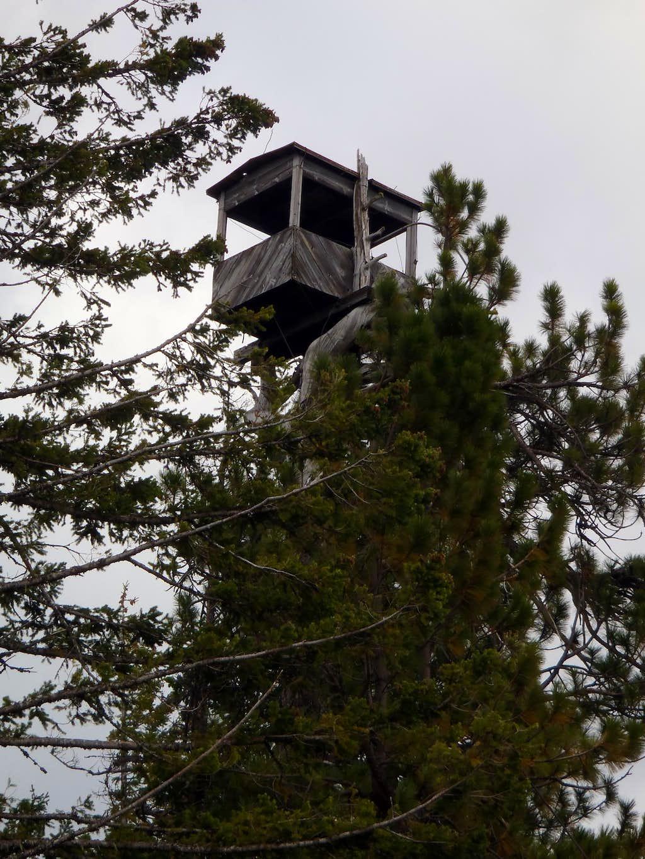 Meadow Butte Lookout