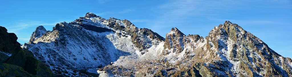 Mont Barbeston into Mont Avic Group