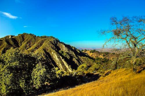 Eagle Peak, Las Trampas Ridge