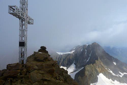 Sonklarspitze summit