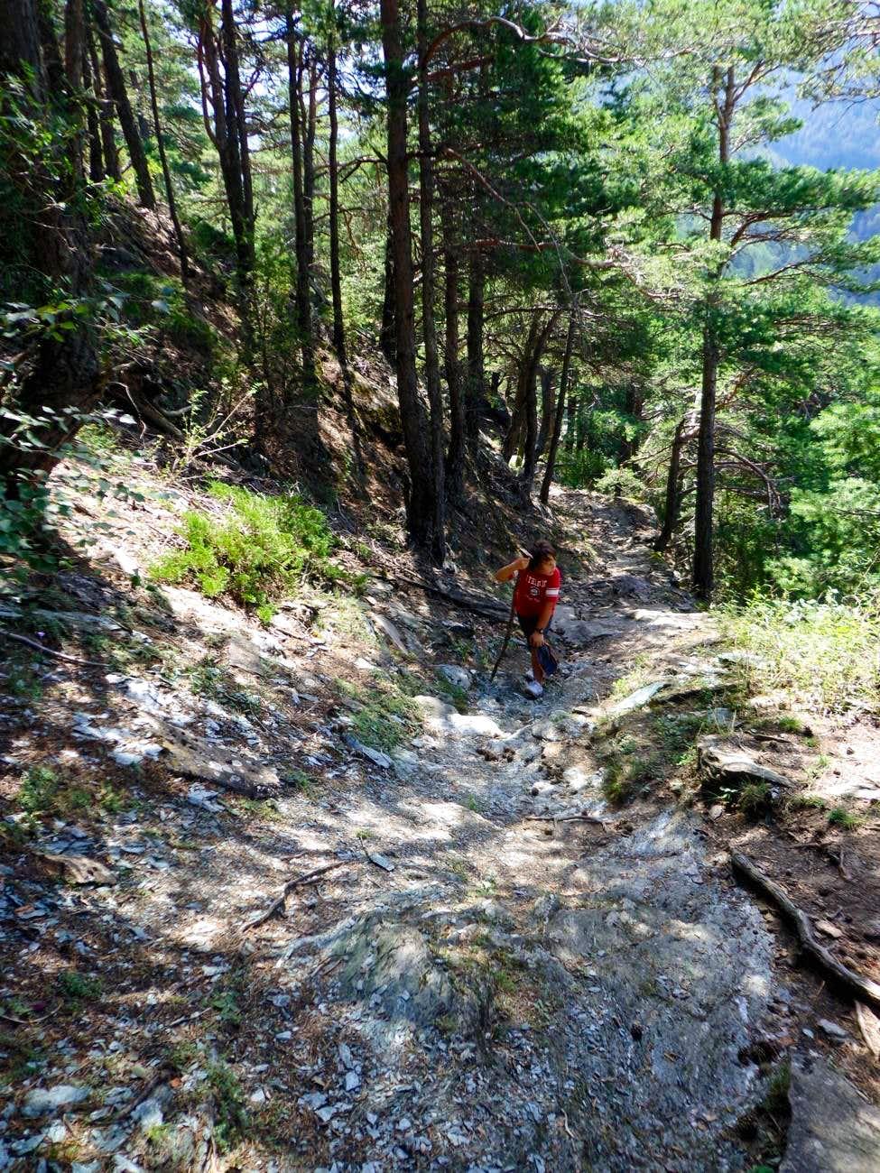 Mont Saint Julien > The Glory Fatigue!
