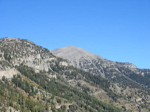 Charleston Peak from one of...