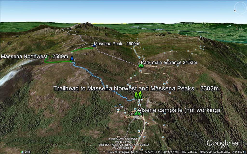 Sat info view 2 Massena Peak