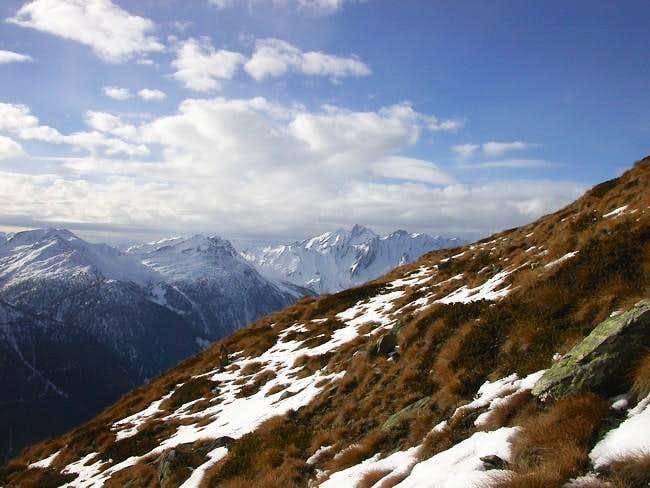 La Grande Rochère (3326 m.)...