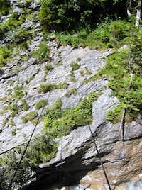 Murren-Gimmelwald Via Ferrata